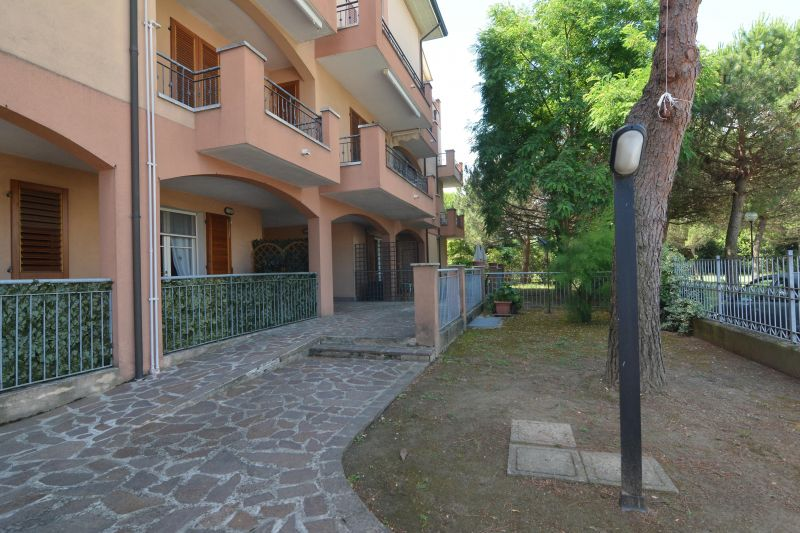 Vista esterna della casa vacanze Affitto Appartamento 109534 Cervia