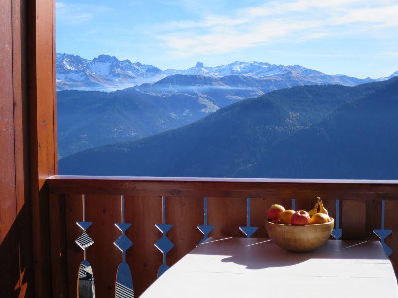 Vista dal balcone Affitto Appartamento 111117 Les Saisies