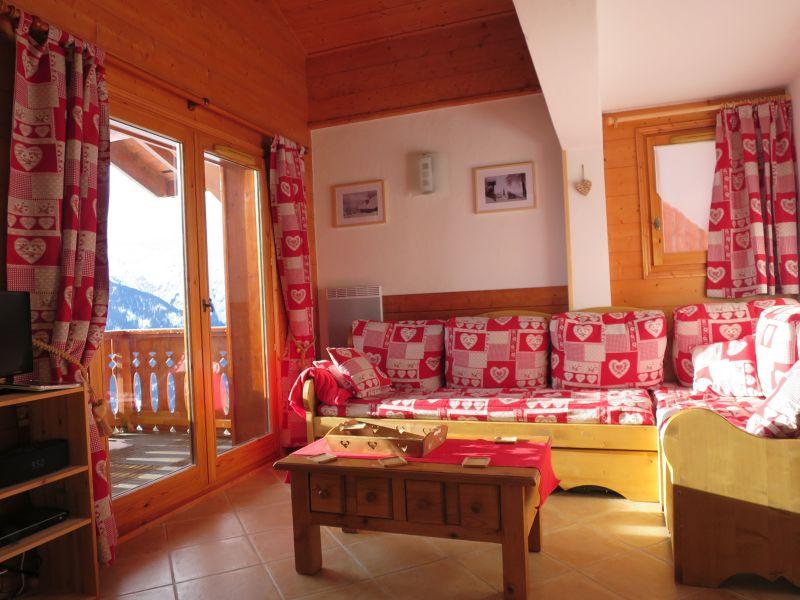 Salotto Affitto Appartamento 111117 Les Saisies