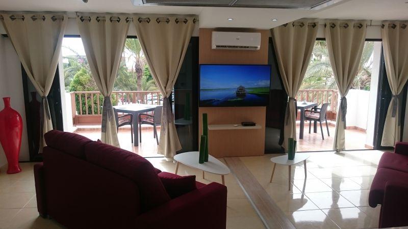 Vista dalla casa vacanze Affitto Appartamento 111248 Playa de las Américas