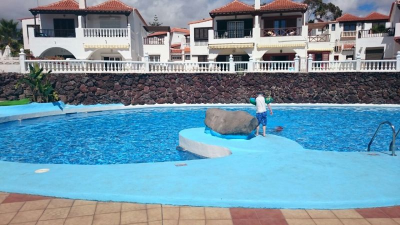 Pianta casa vacanze Affitto Appartamento 111248 Playa de las Américas