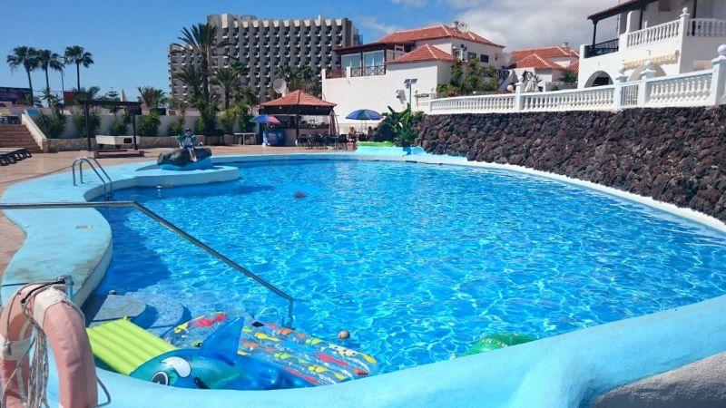 Piscina Affitto Appartamento 111248 Playa de las Américas