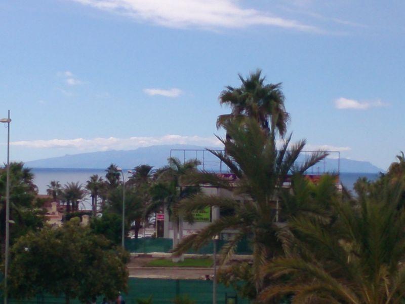 Vista dal terrazzo Affitto Appartamento 111248 Playa de las Américas