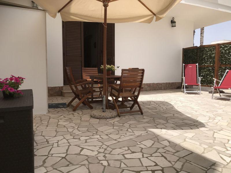 Giardino Affitto Appartamento 111282 Porto Cesareo