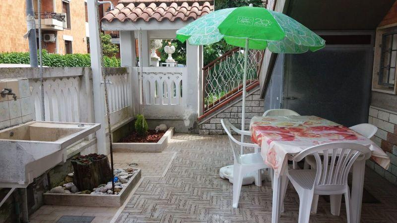 Giardino Affitto Appartamento 112327 Pineto