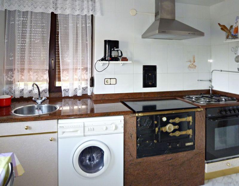 Cucina separata 2 Affitto Agriturismo 113418 Santander