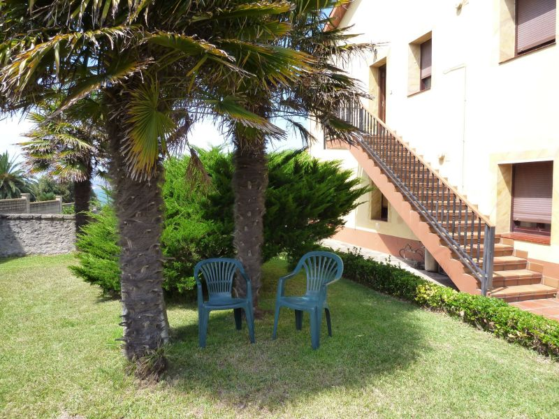 Giardino Affitto Agriturismo 113418 Santander