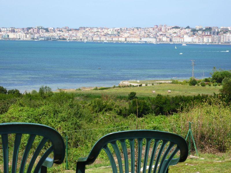 Vista dalla casa vacanze Affitto Agriturismo 113418 Santander