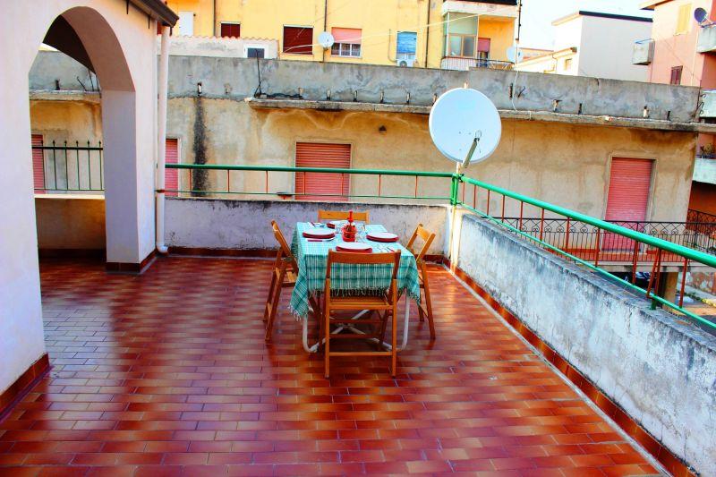 Terrazzo Affitto Appartamento 113964 Tropea