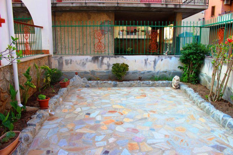Giardino Affitto Appartamento 113964 Tropea