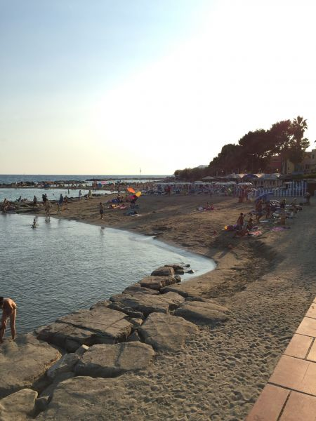 Spiaggia Affitto Appartamento 115283 Santo Stefano al Mare