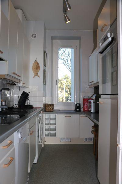 Cucina separata Affitto Appartamento 115613 La Baule