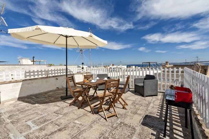 Terrazzo Affitto Appartamento 116172 Gallipoli