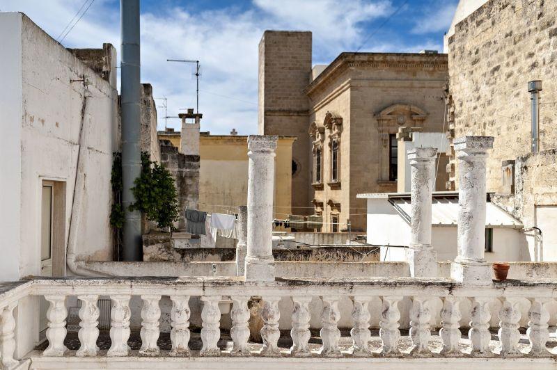 Vista dalla casa vacanze Affitto Appartamento 116172 Gallipoli