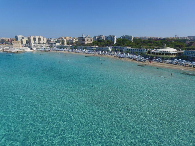 Spiaggia Affitto Appartamento 116172 Gallipoli