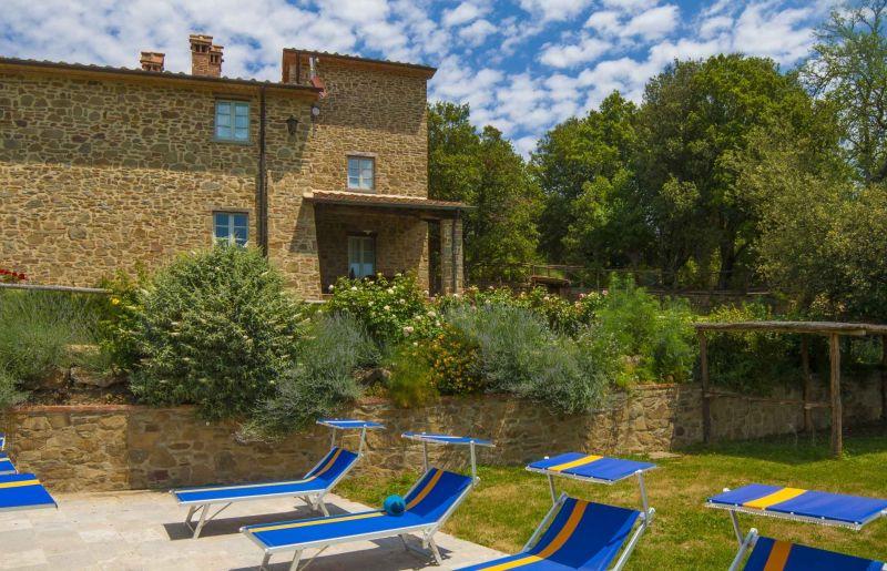 Piscina Affitto Casa 117258 Siena