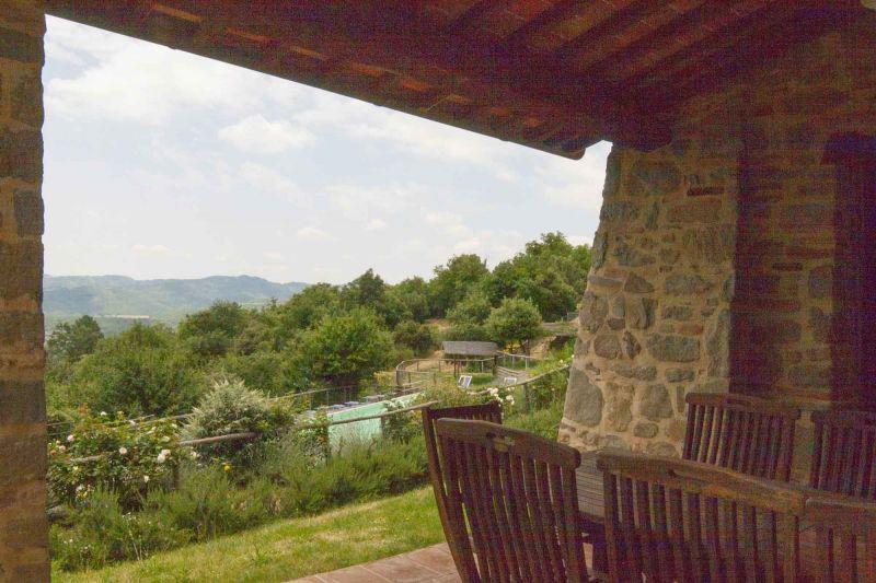 Terrazzo Affitto Casa 117258 Siena