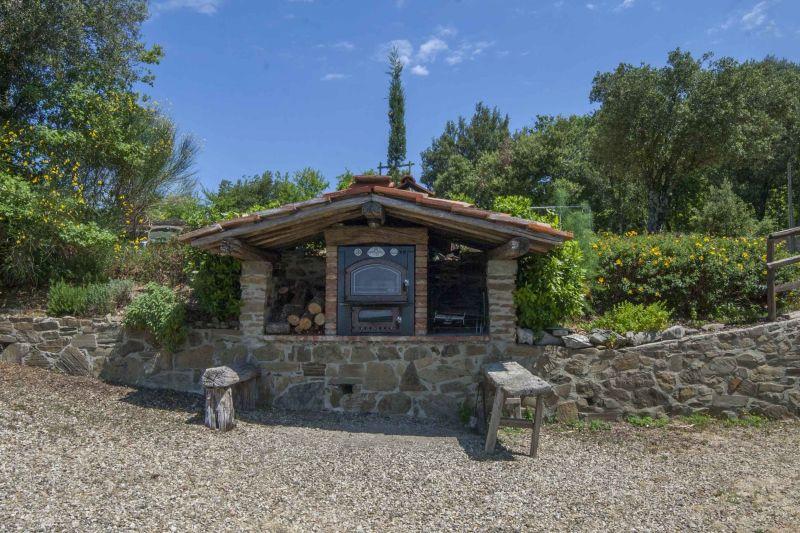 Barbecue Affitto Casa 117258 Siena