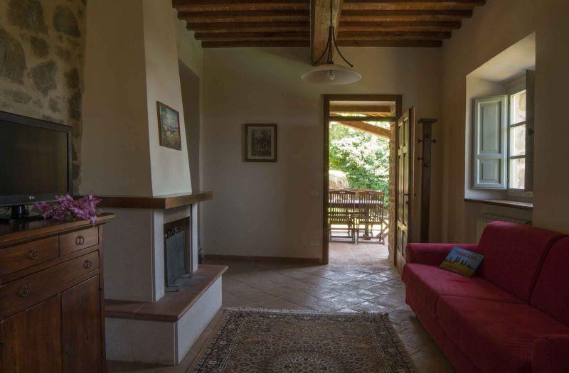 Soggiorno 1 Affitto Casa 117258 Siena