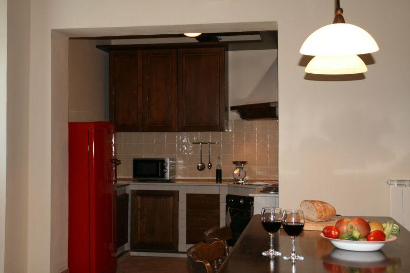 Cucina all'americana 1 Affitto Casa 117258 Siena
