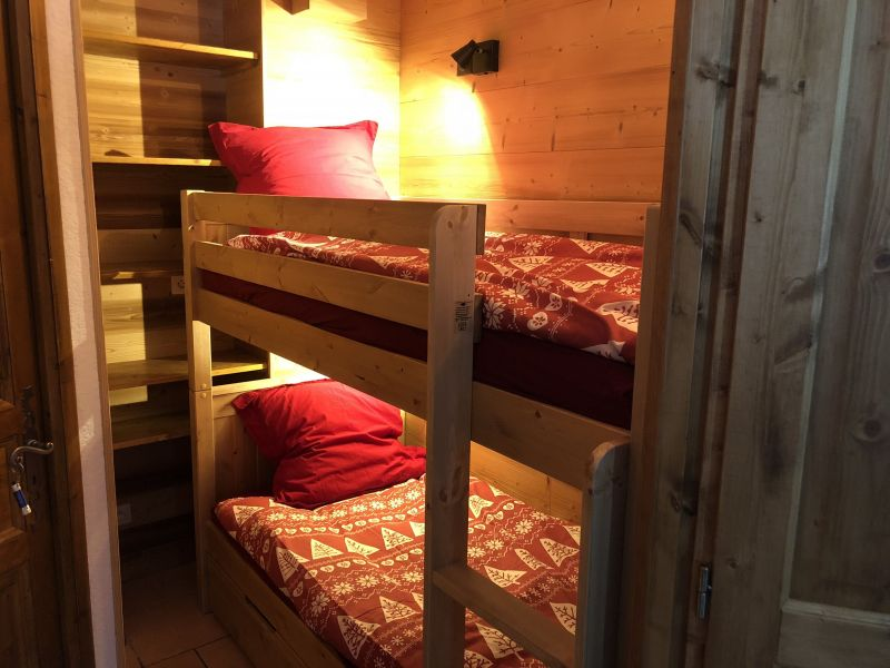Zona notte aperta Affitto Appartamento 118170 Orcières Merlette