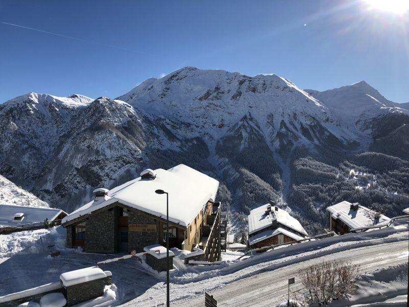 Vista dal balcone Affitto Appartamento 118170 Orcières Merlette
