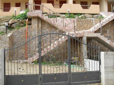 Veranda Affitto Villa  68002 Torre delle Stelle