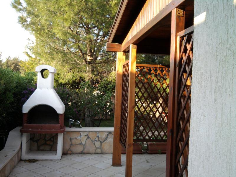 Barbecue Affitto Appartamento 68489 Ostuni