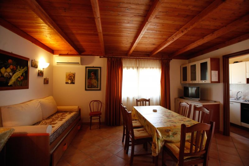 Soggiorno 1 Affitto Casa rupestre 69168 Gallipoli
