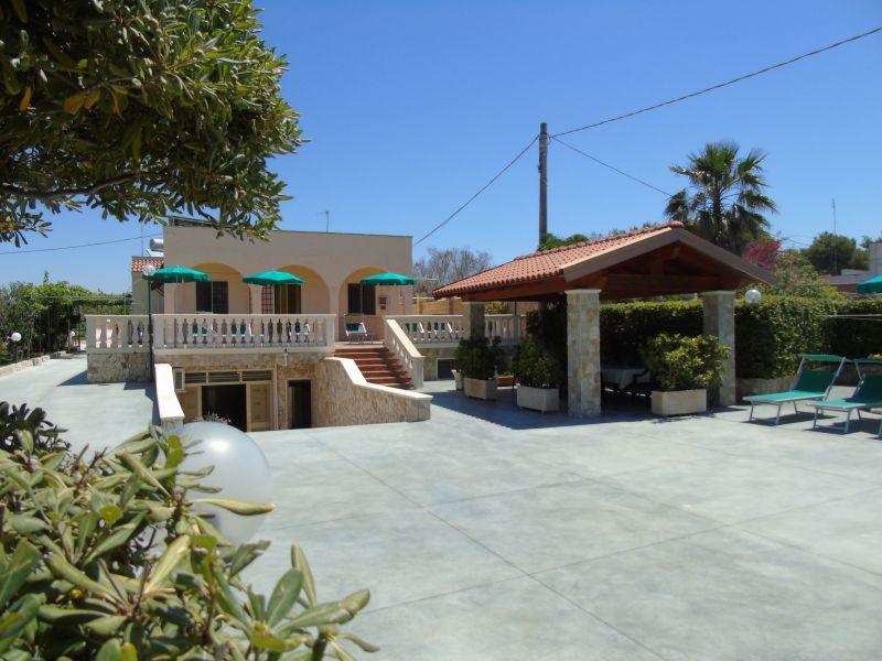 Vista esterna della casa vacanze Affitto Casa rupestre 69168 Gallipoli