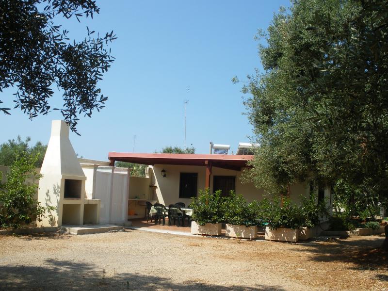 Giardino Affitto Casa rupestre 69168 Gallipoli