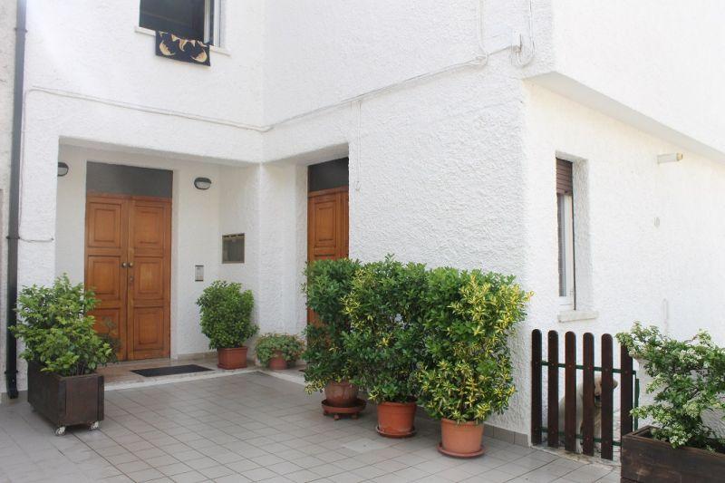 Vista esterna della casa vacanze Affitto Appartamento 72327 Roseto degli Abruzzi