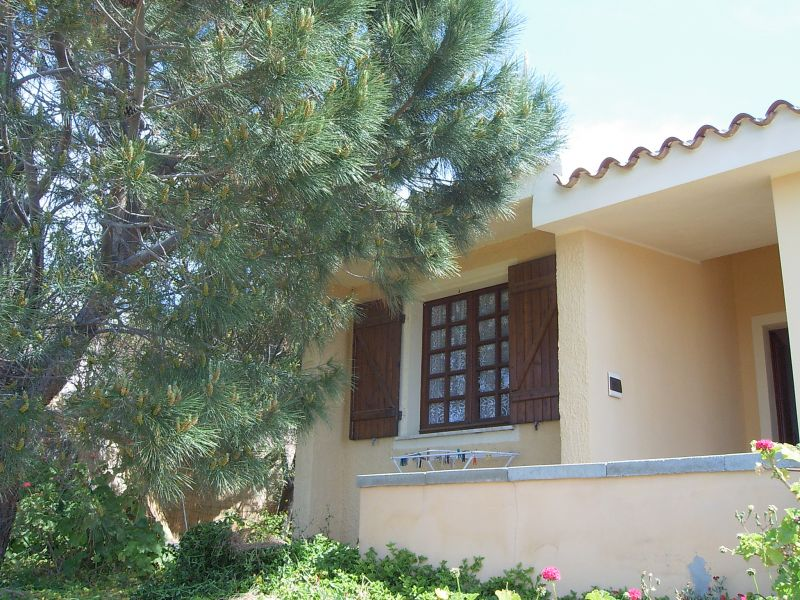 Vista esterna della casa vacanze Affitto Villa  74805 Torre delle Stelle