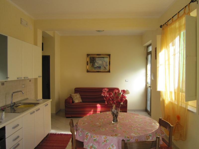Sala da pranzo Affitto Appartamento 76514 Palinuro