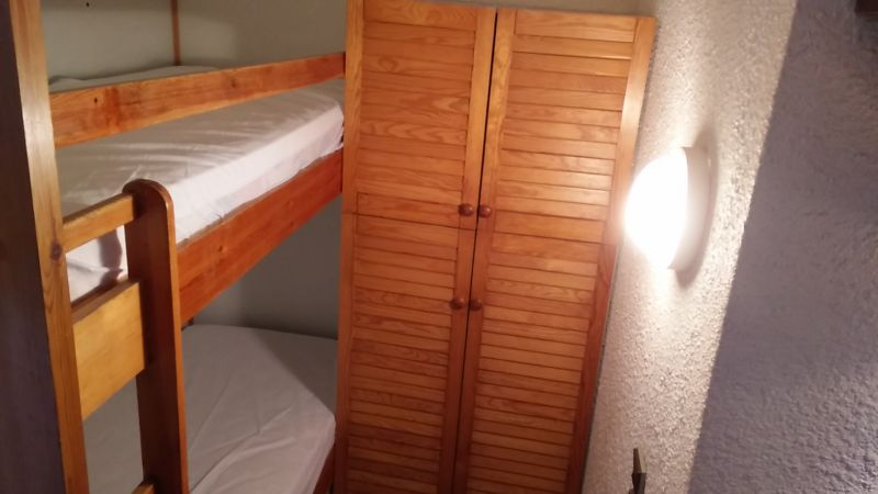 Zona notte cabina Affitto Monolocale 80079 Piau Engaly