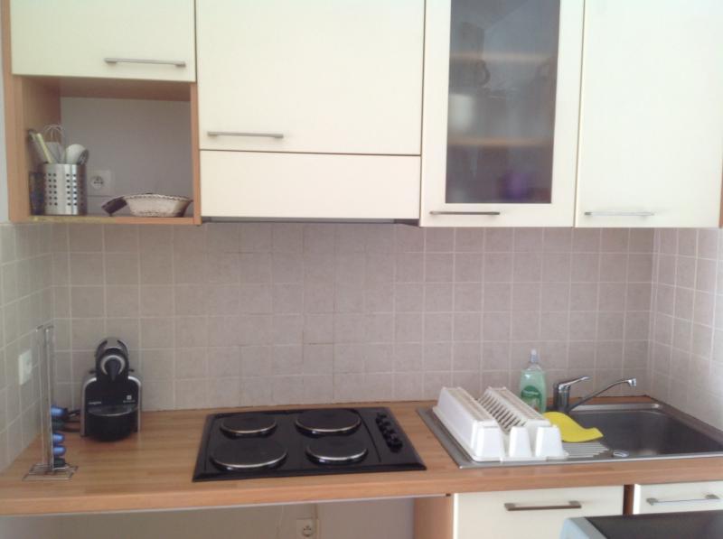 Angolo cottura 1 Affitto Appartamento 83233 L'Hermitage