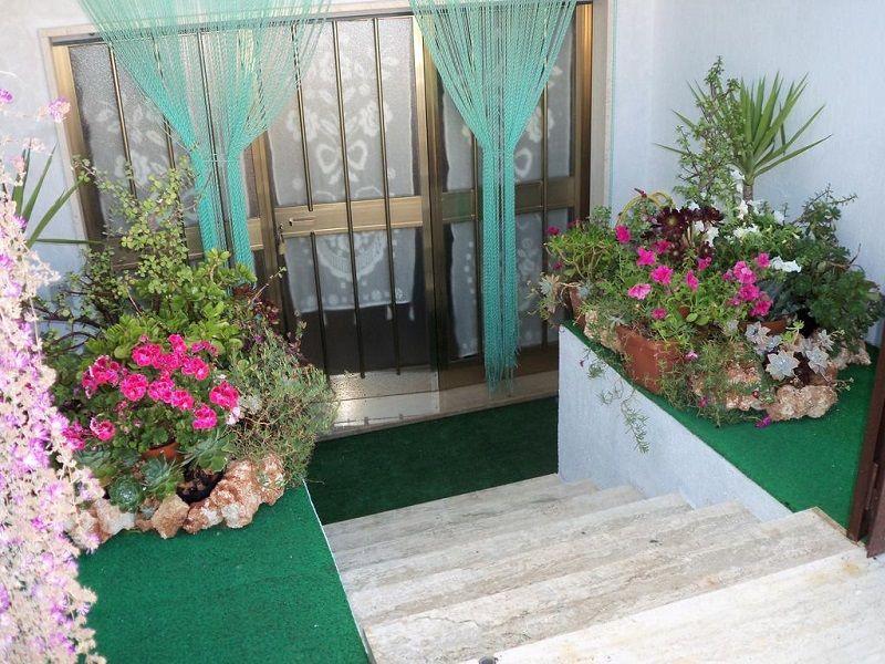 Entrata Affitto Appartamento 86954 Pescoluse