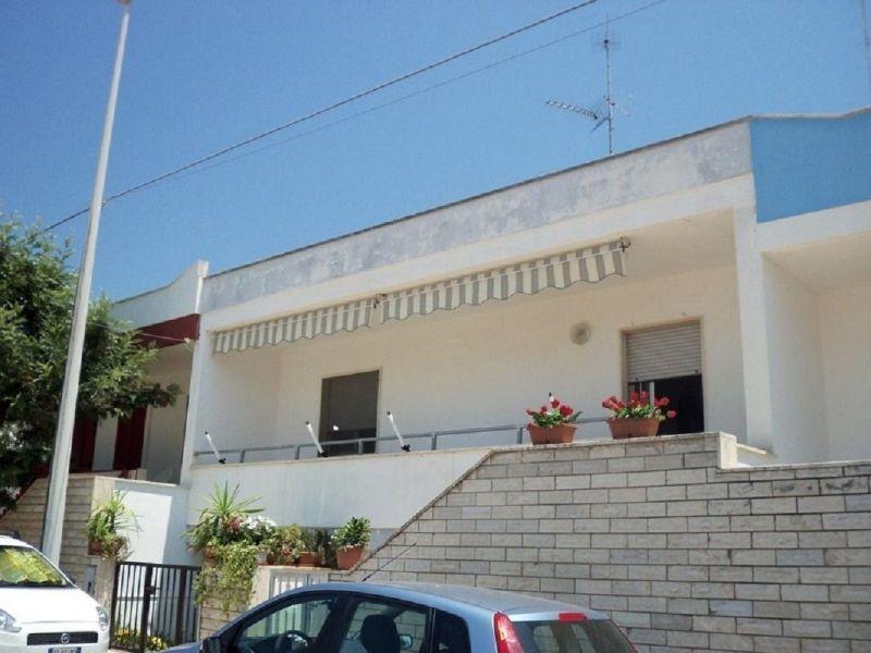 Pianta casa vacanze Affitto Appartamento 86954 Pescoluse