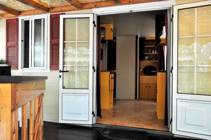 Veranda Affitto Casa mobile 93402 Viareggio
