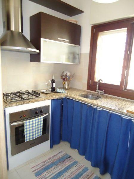 Cucina separata Affitto Appartamento 96382 Torre Canne
