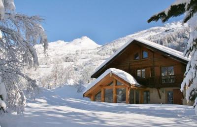 Vista esterna della casa vacanze Affitto Chalet 96859 Serre Chevalier