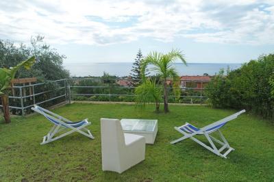 Giardino Affitto Appartamento 98388 Ascea