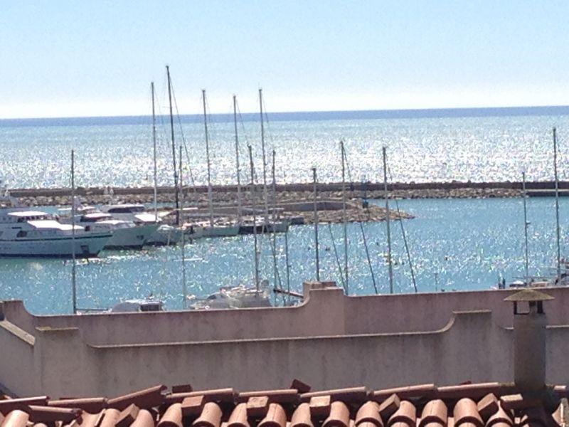 Vista dalla casa vacanze Affitto Appartamento 103248 Marina di Ragusa