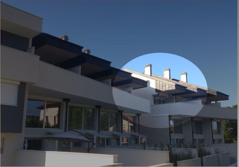 Vista esterna della casa vacanze Affitto Appartamento 110536 Thonon Les Bains