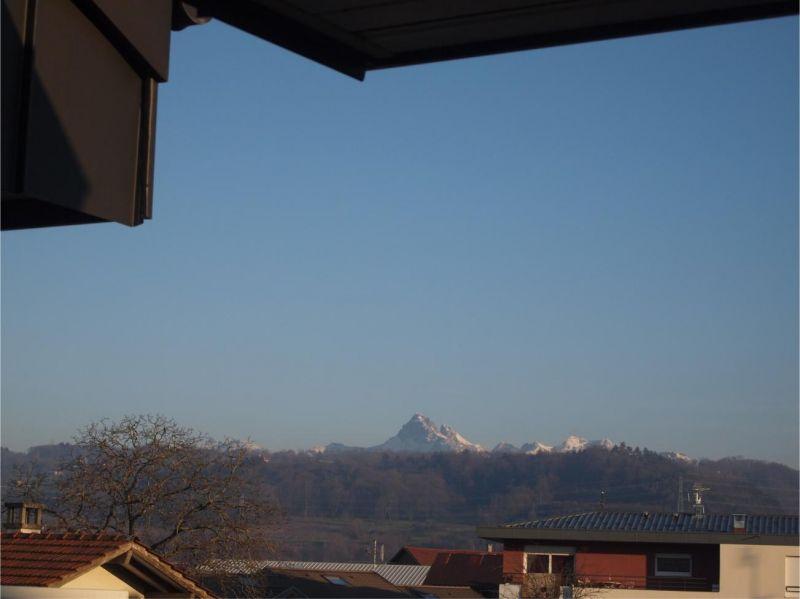 Vista dal terrazzo Affitto Appartamento 110536 Thonon Les Bains