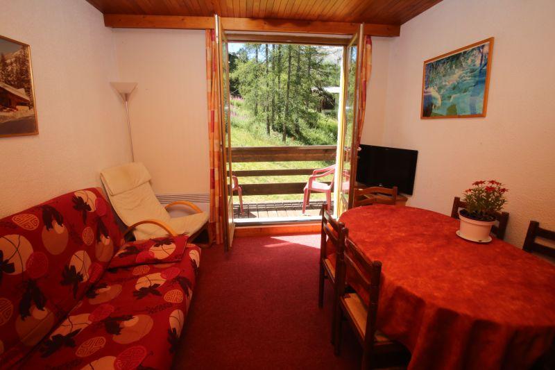 Sala da pranzo Affitto Appartamento 111707 Les Orres