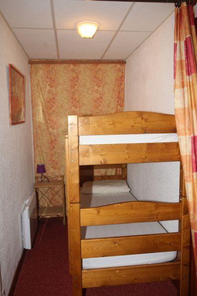 Zona notte aperta Affitto Appartamento 111707 Les Orres
