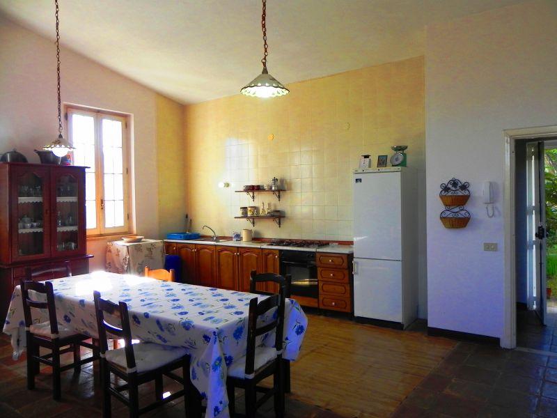 Cucina all'americana Affitto Villa  114187 Tropea