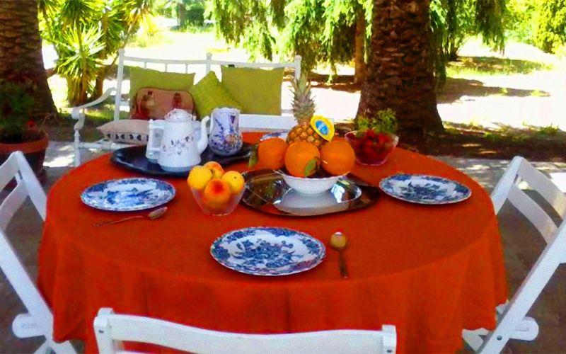 Veranda Affitto Villa  114187 Tropea