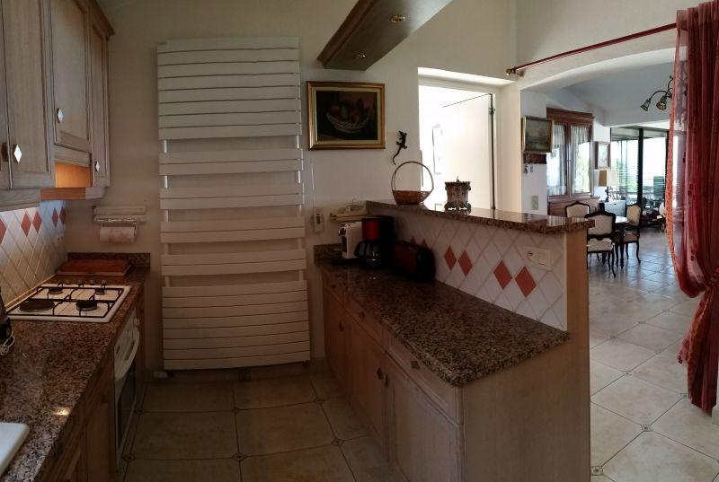Cucina all'americana Affitto Villa  114573 Porticcio